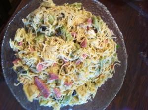 pasta salad image